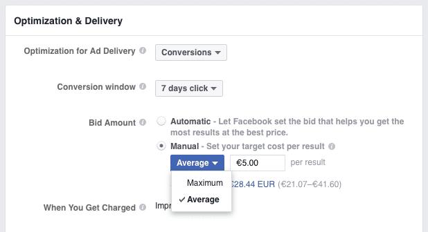 Những điều cần biết về cách đặt giá thầu Quảng cáo Facebook - image average-vs-maximum-bid on https://atpsoftware.vn