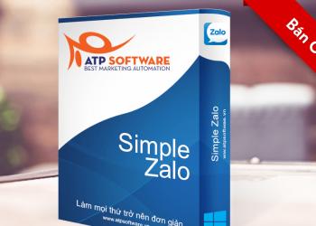 Có nên sử dụng phần mềm kết bạn Simple Zalo