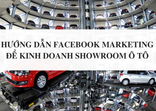 Hướng dẫn làm facebook marketing để kinh doanh phụ tùng ô tô
