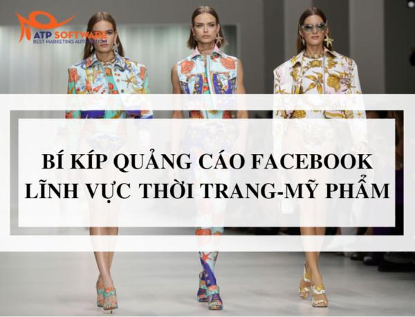 Hướng dẫn chạy quảng cáo UID Facebook cho lĩnh vực thời trang – mỹ phẩm