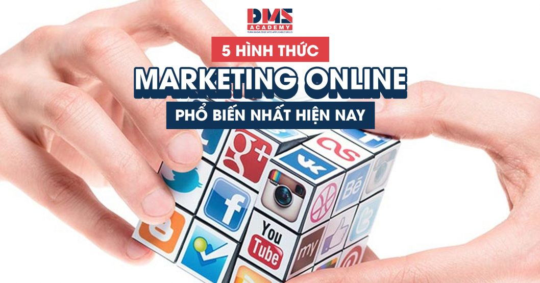 5 Kênh marketing online hiệu quả nhất 2019