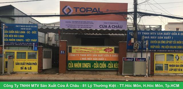 Á Châu Door - thương hiệu cửa nhôm kính góp phần tạo nên những công trình kiến trúc hiện đại, hoàn mỹ