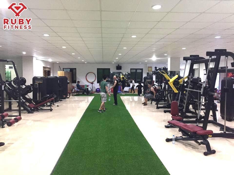 Xác định mô hình kinh doanh phòng gym