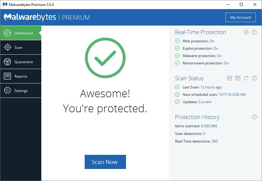 anti malware 5 Cách Bảo Vệ Doanh Nghiệp Nhỏ Trước Những Cuộc Tấn Công Mạng