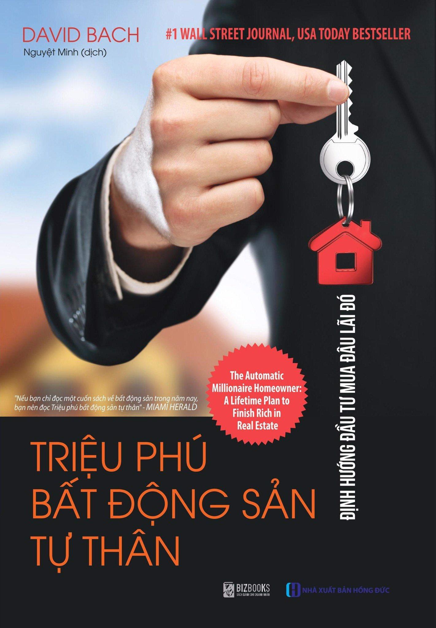 Triệu Phú Bất Động Sản Tư Thân: Định Hướng Đầu Tư Mua Đâu Lãi Đó – Cửa hàng  sách chính hãng BIZBOOKS
